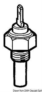 Sensore temperatura acqua 70-120° poli a massa [VDO Marine]