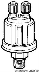 Bulbo olio 5 bar M10x1  poli a massa [VDO Marine]