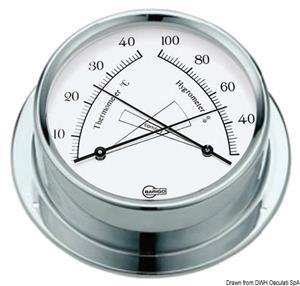Igro/termometro Barigo Regatta bianco [Barigo]
