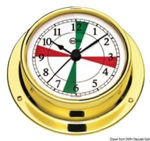 Orologio con radiosettori Barigo Tempo S lucido [Barigo]