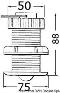Trasduttore Raymarine E26031 [Raymarine]