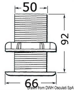 Trasduttore Raymarine M78713-PZ [Raymarine]