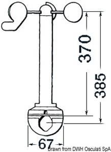 Trasduttore Raymarine E26009 [Raymarine]