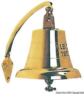Campana bronzo massiccio 190mm  [OSCULATI]