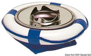 Posacenere acciaio inox antisdrucciolo [Osculati]