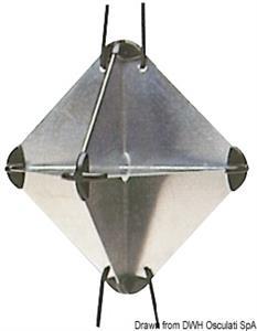 Riflett.radar 21x21x30 (diag.)  [OSCULATI]