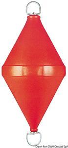 Gavitello bicono 320 x 800 mm rosso [-]