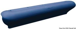 Protezione per pontile 730 mm blu [Osculati]