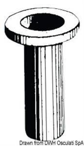 Manicotto plastica remo 34/35 mm [Osculati]