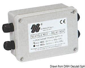 Scatola relais 24 V [Uflex]