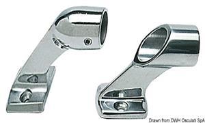 Terminale corrimano inox 22 mm [Osculati]
