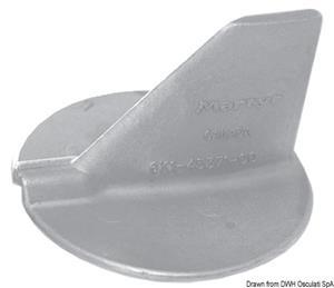 Anodo pinna 100/225 HP [Osculati]