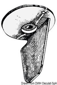 Pinna 40/70 HP 4T zinco [Osculati]