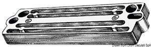 Anodo Tohatsu 60/225 HP zinco [Osculati]