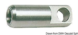 Terminale ad occhiello in acciaio inox [Douglas marine]