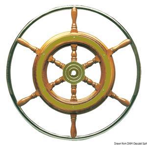 Timone con cerchio inox cm 62 [Osculati]