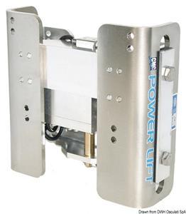 Sollevatore elettroidraulico FB max V8 [Osculati]