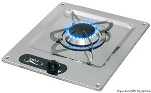 Fornello 1 fuoco 320 x 285 mm [Can]