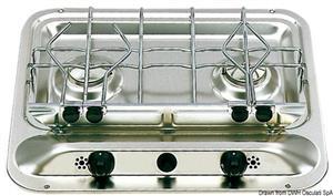 Piano cottura DOMETIC a 2 fuochi senza lavello [Smev]