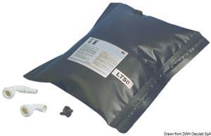 Serbatoio flessibile acque nere/grigie 100 l [Osculati]
