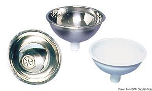 Lavello semisfera inox 350 x 150 mm [Osculati]