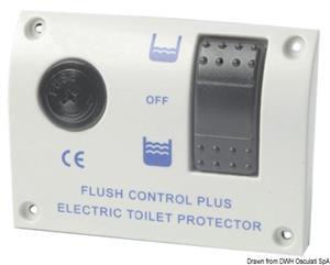 Pannello elettrico per WC 24 V [Osculati]