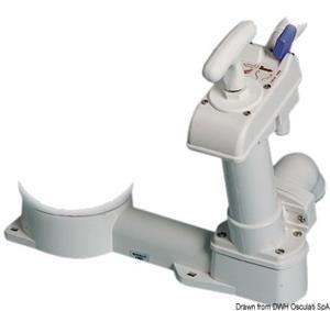 Pompa WC con base in vetroresina [Osculati]