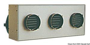 Riscaldatore centralizzato 40000 BTU 24 V [Heater Craft]
