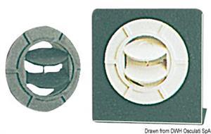 Bocchetta nera 75 mm [Heater Craft]