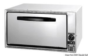 Forno + mini grill DOMETIC a gas da incasso [Smev]