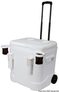 Ghiacciaia portatile IGLOO con ruote e maniglia da 57 lt  [Igloo]