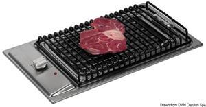 Barbecue elettrico in acciaio inox [Can]