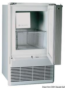 Fabbricatore ghiaccio 220 V bianco [U-Line]