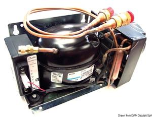 Gruppo refrigerante Isotherm Danfoss/Secop 35 F [Isotherm]