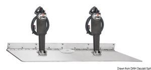 Kit flap Lenco Super 24 V doppio attuatore [Lenco]