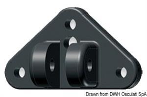 Attacco superiore cilindro flaps Lenco [Lenco]