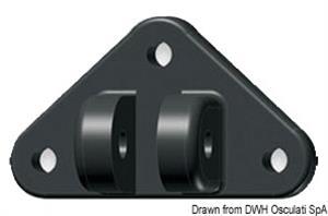 Attacco inferiore cilindro flaps Lenco [Lenco]