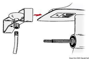 Motor Flusher B [Osculati]
