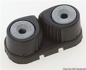 Strozzascotte carbonio 3/8 mm [Viadana]