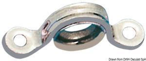 Passascotte inox 4/6 mm [Viadana]