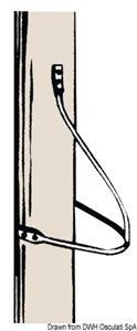 Scalino per albero in tondo da mm 6 [OSCULATI]