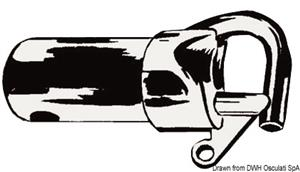 Attacco tangone RWO 25 mm [Osculati]