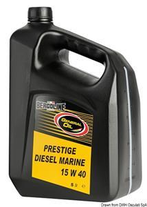 BERGOLINE - GENERAL OIL Prestige Diesel Marine 15W40 [Bergoline]