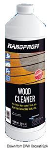 Wood cleaner NANOPROM per teak e legni duri [Nanoprom]