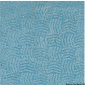 Rivestimento azzurro medio TREADMASTER pozzetto, prendisole e gradini scalette [OSCULATI]