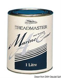 Vernice marrone per Treadmaster M-ORIGINAL [OSCULATI]