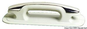 Maniglia per gommoni in EPDM ed inserto in AISI 316 [Osculati]