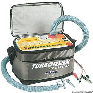 Gonfiatore Bravo Turbo Max 12 V [Scoprega]