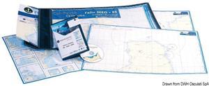 Chart kit Costa Azzura [OSCULATI]