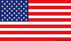 Bandiera USA 40 x 60 cm [Osculati]